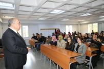 ÖĞRENCILIK - Belediye Başkanı Kutlu Geleceğin Öğretmenlerine Ders Verdi