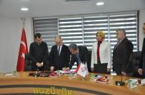 MESLEK LİSELERİ - Bozüyük'te Okul-Sanayi İş Birliği Protokolü İmzalandı
