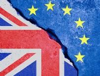 KUZEY İRLANDA - İngiltere'nin AB'den ayrılması için onay verildi