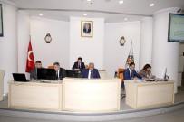 KURU KAYISI - Büyükşehir Belediye Meclisi Mart Ayı Toplantısı Sona Erdi