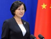 ŞANGAY İŞBİRLİĞİ ÖRGÜTÜ - Çin'den Şangay açıklaması