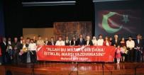 PAMUKKALE ÜNIVERSITESI - Denizli'de İstiklal Marşı'nın Kabulünün 96'Ncı Yıl Dönümü Anıldı