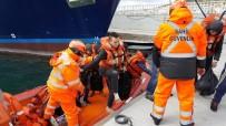 ALAÇATı - Ege'de Sığınmacı Geçişi Tekrar Arttı