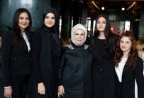 DEMET SABANCı ÇETINDOĞAN - Emine Erdoğan, Türkiye'nin Tanınmış İşkadınları, Kadın Sanatçı Ve Sporcularıyla Biraraya Geldi