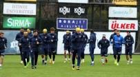 20 DAKİKA - Fenerbahçe'de Konyaspor Maçı Hazırlıkları Devam Ediyor