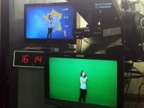HAVA DURUMU - Fransa'da Down Sendromlu Genç Kız Hava Durumu Sunacak