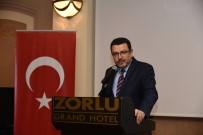 HUKUK DEVLETİ - Genç Açıklaması 'Anayasa Değişikliğiyle İlgili Algı Operasyonu Yapılıyor'