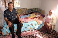SOĞUK ALGINLIĞI - Genç Annenin, Engelli Çocuğunun İlaç Parasını Alıp Kaçtığı İddiası