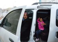 YÜKSEK ATEŞ - Harranlı Elif Tedavi İçin İstanbul'a Götürüldü