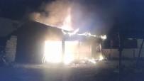 Iğdır'da Korkutan Yangın Açıklaması 1 Yaralı