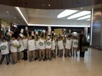 ÇAMLıCA - İlkokul Öğrencilerinden Duyarlı Davranış
