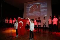 MURAT SEFA DEMİRYÜREK - İstiklal Marşı'nın Kabulünün 96 Yılı Urla'da Kutlandı