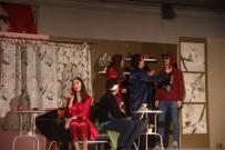 BALABAN - Kahkaha Attıran Oyunun Gelirleri Okula Aktarılacak