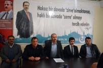 ALI POLAT - Kahramanmaraş BBP'de Referandum Gerginliği