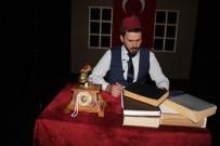 ABDURRAHMAN TOPRAK - Kahta İlçesinde İstiklal Marşının Kabulünün 96. Yıl Dönümü Kutlandı