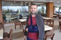 ESKIŞEHIR OSMANGAZI ÜNIVERSITESI - Karaduman'ın Hayatını Kurtaran Arkadaşı Dehşet Anlarını Anlattı