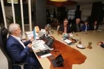 MUSTAFA BOZBEY - Karikatür Atölyesinden 5 Yılda 70 Ödül