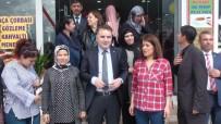 AHMET ODABAŞ - Kızıltepe'de Mikro Krediden 700 Kişi Faydalandı