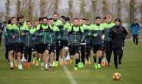 MURAT ÖZTÜRK - Konyaspor'da Fenerbahçe Maçı Hazırlıkları Başladı