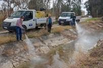 HACıBEYLI - Kozan Belediyesi Haşereyle Mücadeleye Başladı