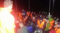 GÜZELÇAMLı - Kuşadası Ve Didim'de Aralarında Çocuk Ve Hamile Kadın Bulunan 51 Kaçak Göçmen Yakalandı