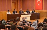 BARTIN ÜNİVERSİTESİ - Mehmet Akif Panelinde, 'Hollanda' Vurgusu
