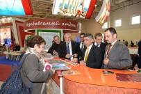 MOSKOVA - Moskova'da Antalya Tanıtımı