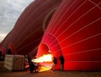 SICAK HAVA BALONU - Nevşehir'de balon kazası: Çok sayıda yaralı var
