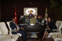 GÖREV SÜRESİ - Nevşehir Defterdarı Ercoşman'dan, Başkan Karaaslan'a Veda Ziyareti