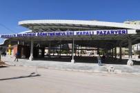 KAMERA SİSTEMİ - Öğretmenevleri Kapalı Pazarı Tamamlandı