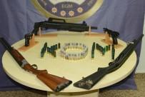 RUHSATSIZ SİLAH - Ruhsatsız Silah Satıcılarına Operasyon Açıklaması 15 Gözaltı