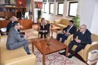 DOSTLUK KÖPRÜSÜ - Rus Müsteşardan, Başkan Tiryaki'ye Ziyaret