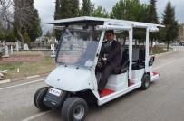 NECDET AKSOY - Safranbolu Mezarlığında Golf Aracı Hizmeti