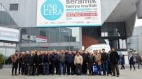 MUTFAK ÜRÜNLERİ - Salihlili İşadamlarından İstanbul'a Fuar Ziyareti