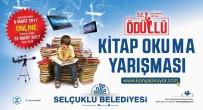 TABLET BİLGİSAYAR - Selçuklu Belediyesi'nden Online Kitap Okuma Yarışması