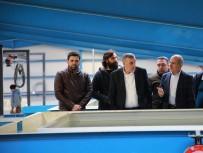 ARITMA TESİSİ - Şerbetpınarı Arıtma Tesisi Çalışmaları Tamamlandı