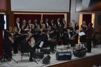 KADINLAR GÜNÜ - Süleymanpaşa Belediye Konservatuvarından Kadın Bestekarlar Konseri