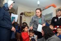 KıZAMıKÇıK - Suriyeli Çocuklara Yönelik Eksik Aşı Tamamlama Ve Aşı Hızlandırma Çalışmaları