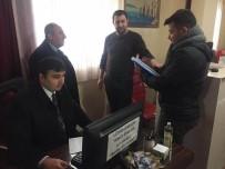 İNTERNET KAFE - Tatvan'da İnternet Kafeler Denetlendi