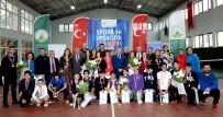 ERTUĞRUL SAĞLAM - Teniste Kupa Ve Madalyalar Sahiplerini Buldu