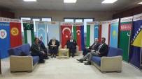 KAZIM KARABEKİR - Timsal Karabekir'den Güneş Vakfı'na Tarihi Ziyaret
