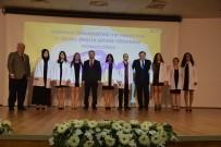 ENVER YÜCEL - Tıp Fakültesi Öğrencileri Beyaz Önlüklerini Törenle Giydiler