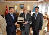 TÜRK KÜLTÜRÜ - TKÜUGD Açıklaması 'Türk Dünyasının Unesco'su TÜRKSOY'dur'