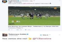 İSPANYOLCA - Trabzonspor'dan Barcelona'ya cevap