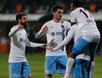 ZIRAAT TÜRKIYE KUPASı - Trabzonspor'un bileği bükülmüyor
