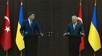 DOSTLUK KÖPRÜSÜ - Türkiye Ukrayna'ya 'Kırım' Desteğini Yineledi