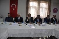 MEHMET ŞAHIN - Uçum, Kars'ta STK'lara Anayasa Değişikliğini Anlattı