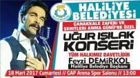 RESİM YARIŞMASI - Uğur Işılak Şanlıurfa'da Konser Verecek