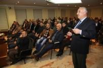 HALK MECLİSİ - Üzümlü'de Halk Meclisi Toplantısı Yapıldı