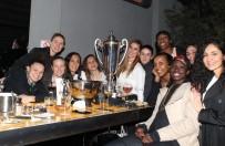 TÜRKİYE KADINLAR BASKETBOL LİGİ - Yakın Doğu Üniversitesi Şampiyonluğu Kutladı